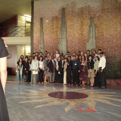 Geneva WIPO Roshan siddhast